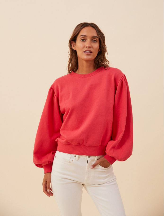 Blush Mathis sweatshirt