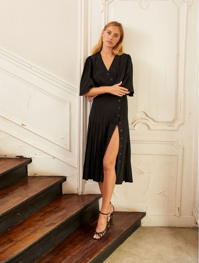 Noir Tiago dress
