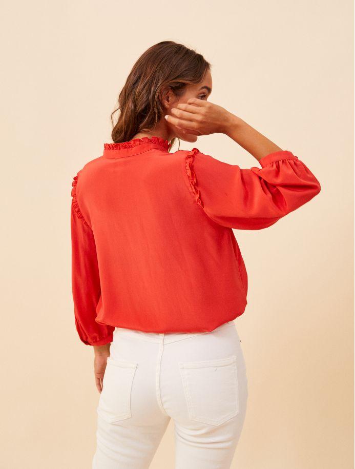 Sergio shirt fraise