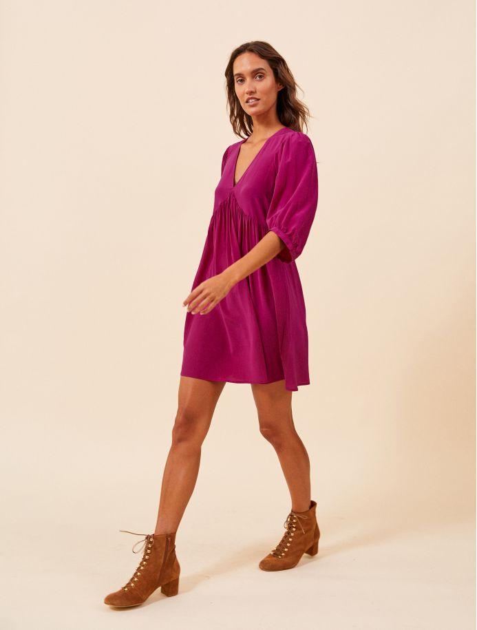 Framboise Severin dress