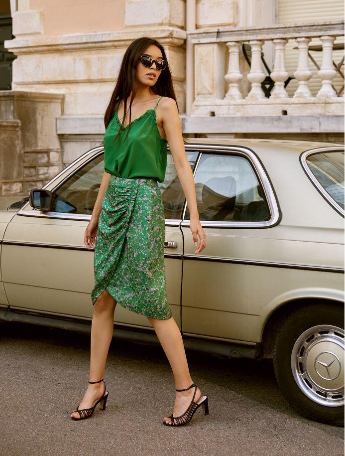 Basil skirt