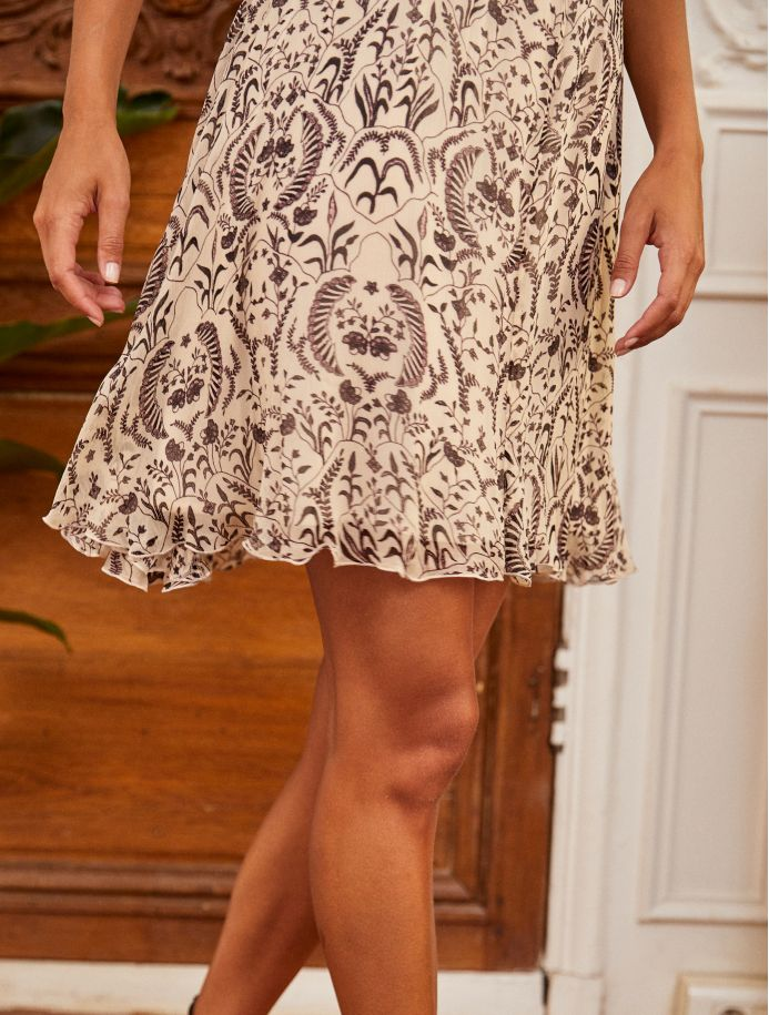 Vanille Wessam dress