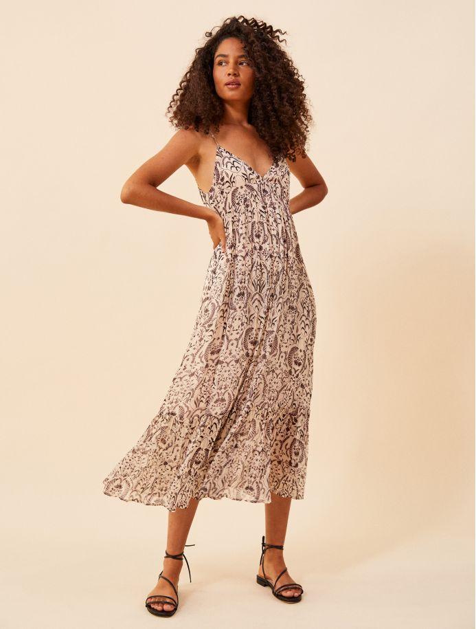 Vanille Jazz dress