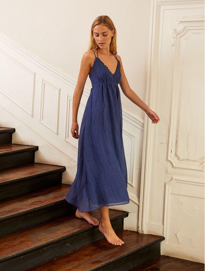 Indigo Vincent dress