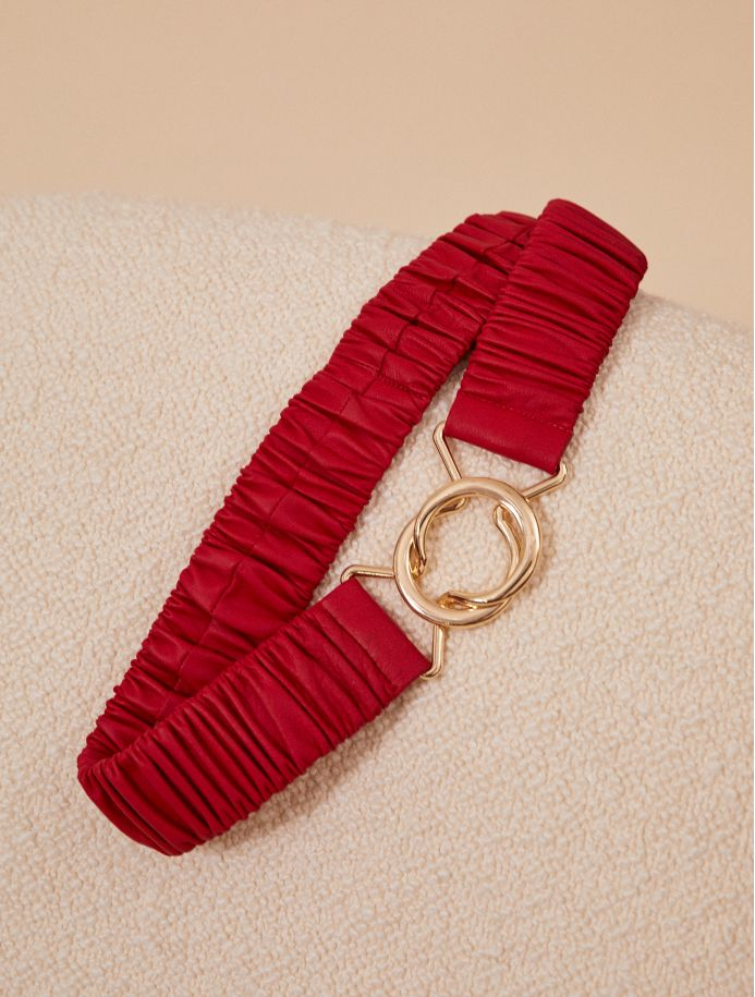 Rouge Adam belt