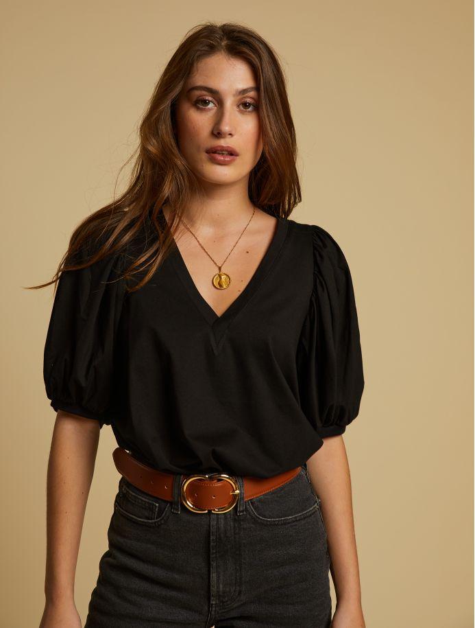 T-shirt Kali noir