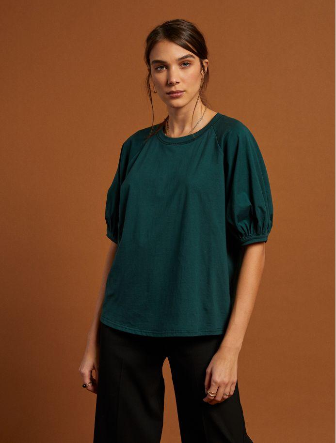 T-shirt Kristen mousse