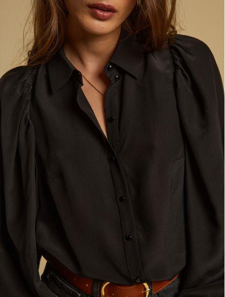 Noir Randa shirt