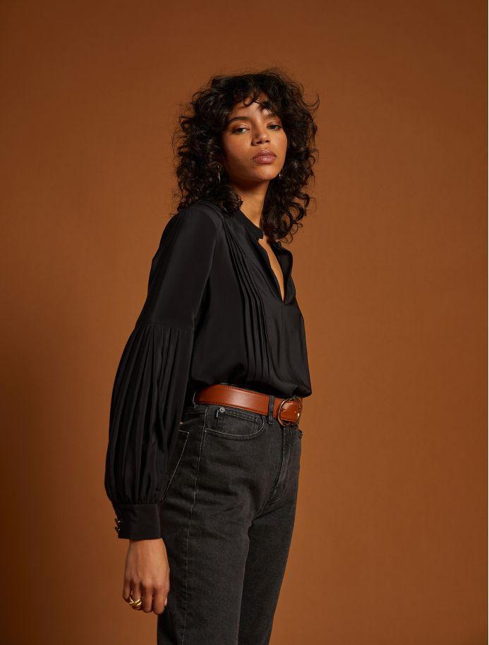 Top Rebecca noir