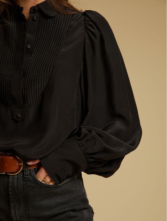 Noir Ruphine shirt