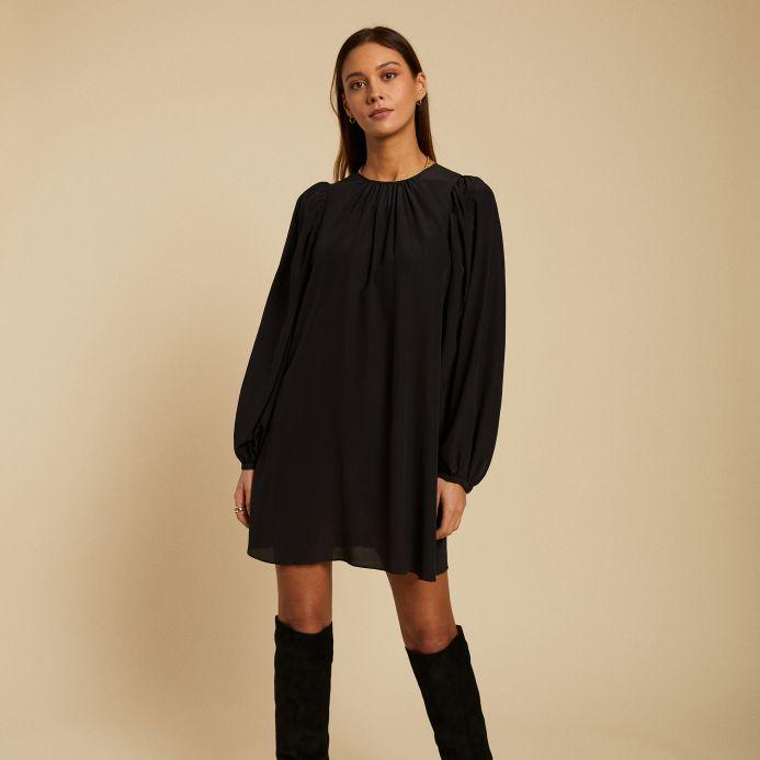 Noir Rubis dress
