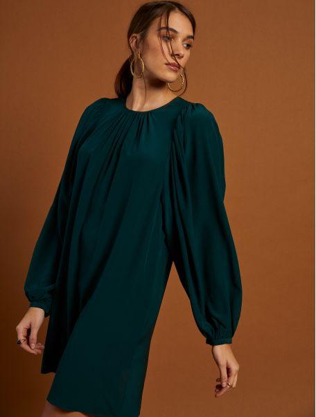 Mousse Rubis dress