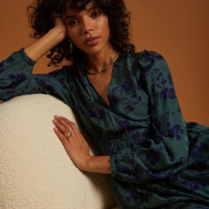 Bouteille Jacinthe dress