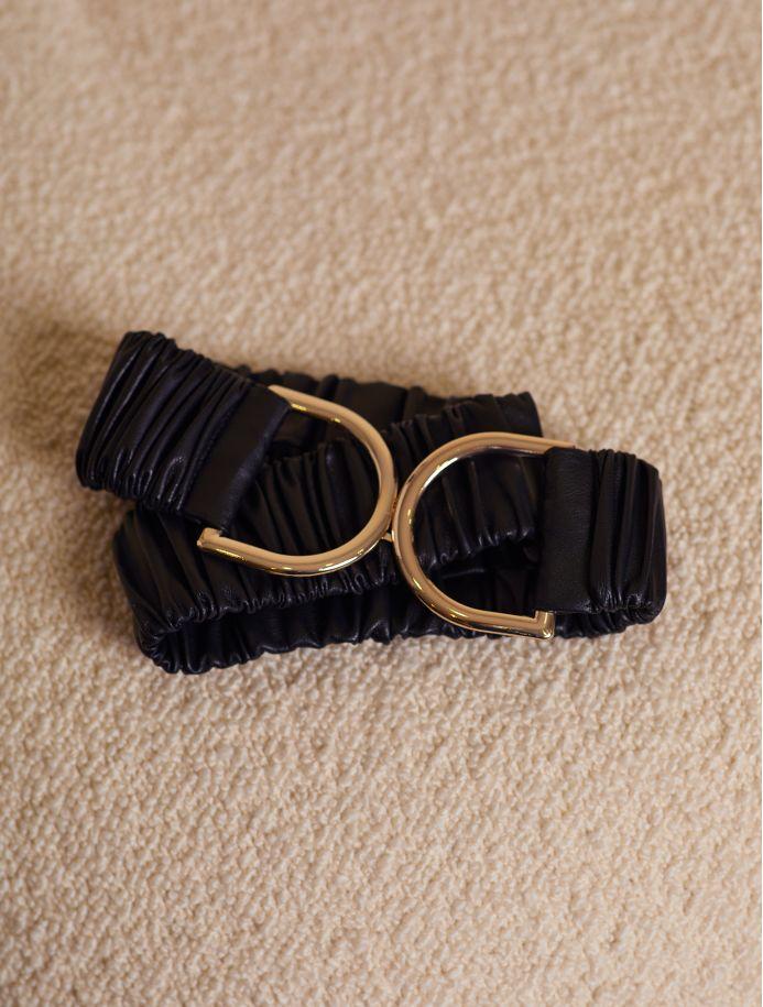 Noir Aristée belt