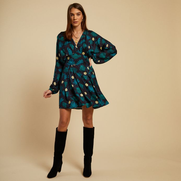 Noir Darlene dress