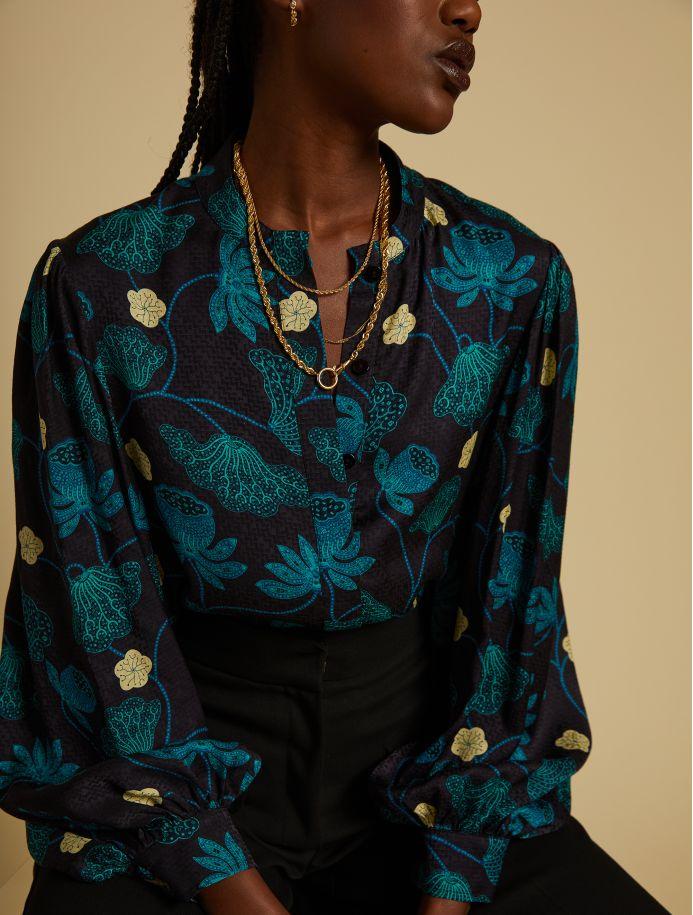 Noir Djenna shirt