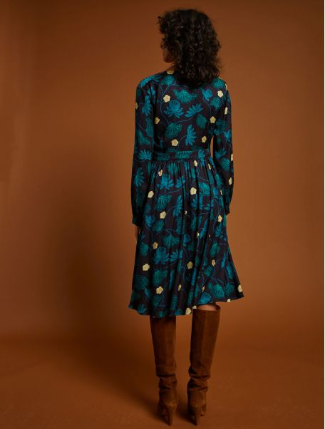 Noir Djody dress