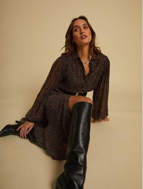 Noir Suzi dress