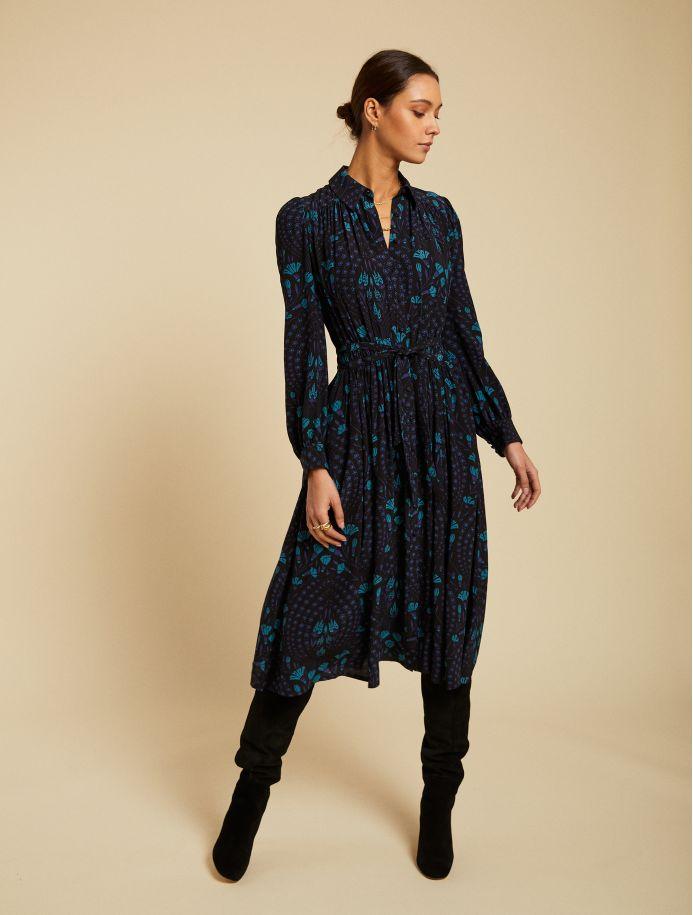 Bouteille Marcelle dress
