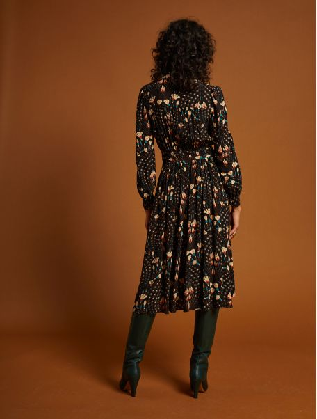 Écru Marcelle dress