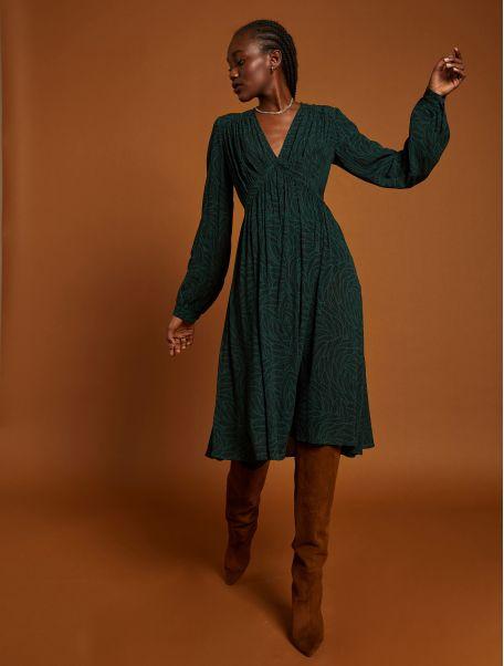 Mousse Berfine dress