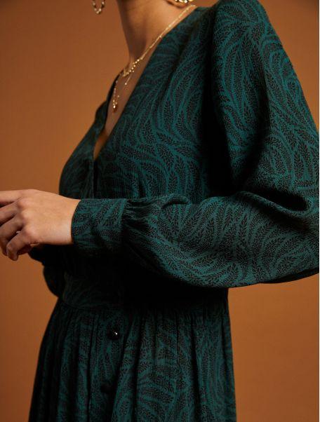 Mousse Brunella dress