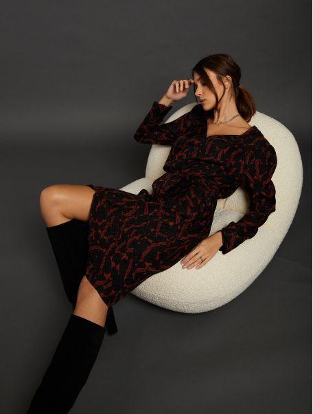Carmin Noelie dress