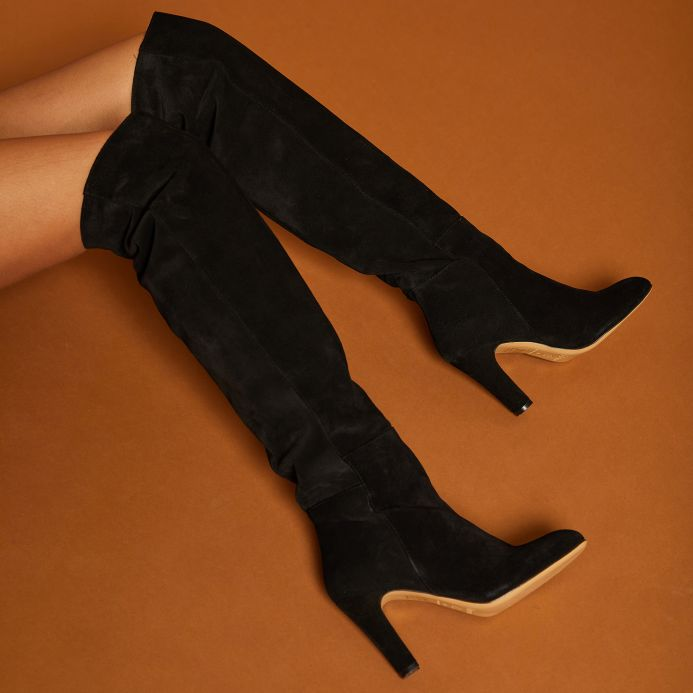 Annabelle Over The Knee Boots