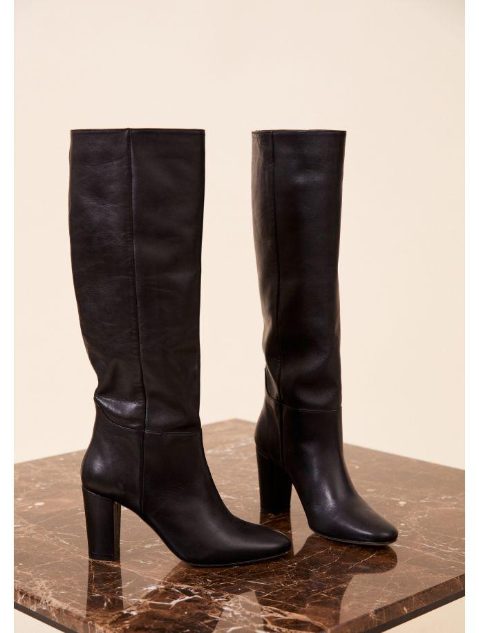 Noir Laurie boots