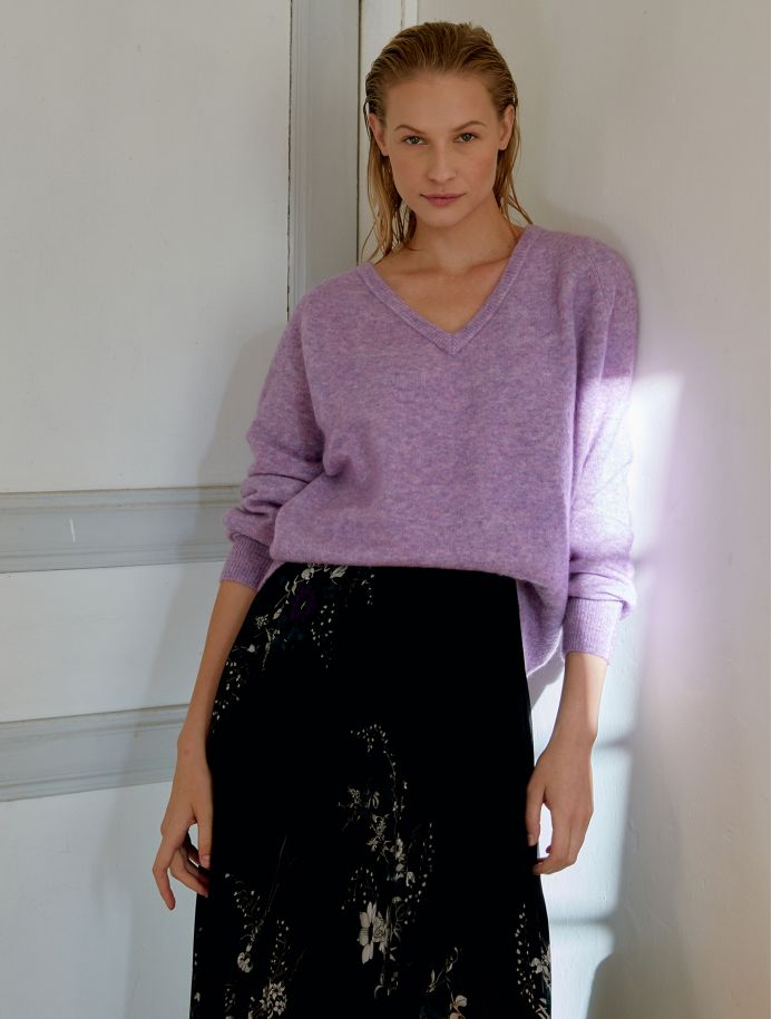 Parme Odie sweater