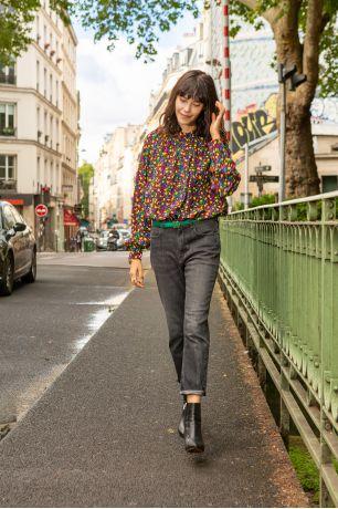 Anna shirt Idano