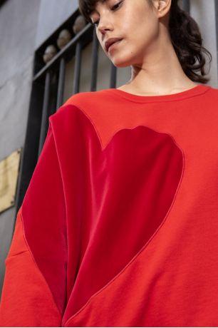 Vermeil Zita sweatshirt Idano
