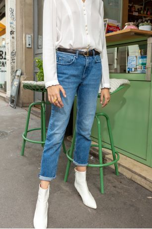 Jean Polina denim blue Idano
