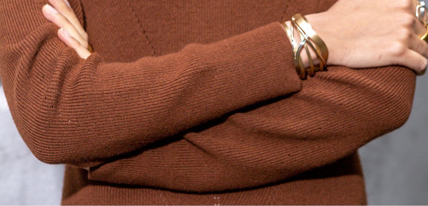 Châtaigne Olive dress Idano