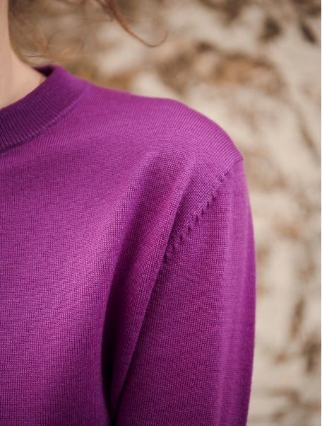 Orchidée Roxanne sweater