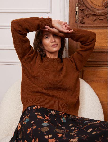 Écureuil Oprah sweater