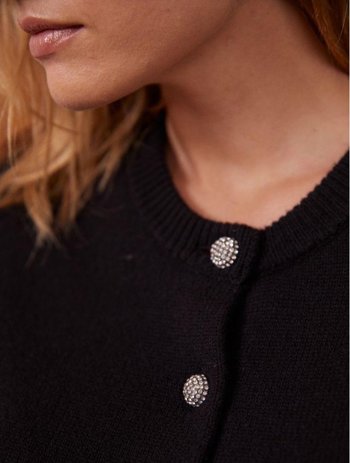 Cardigan Orianne noir
