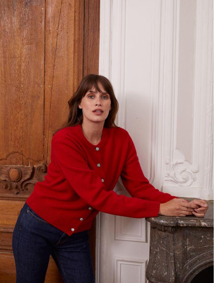 Rouge Orianne cardigan