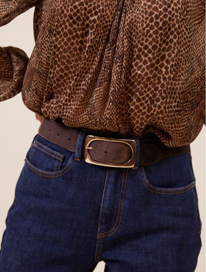 Camel Aline belt